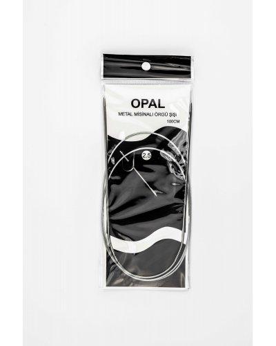 Спицы Opal 2.5 мм 100 см