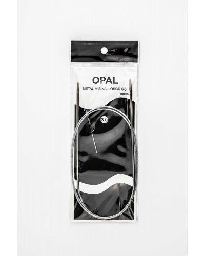 Спицы Opal 3 мм 100 см