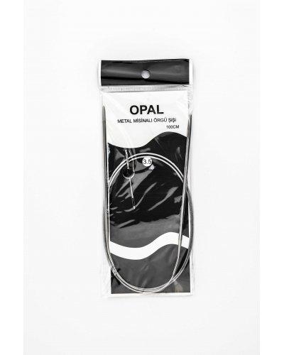 Спицы Opal 3.5 мм 100 см