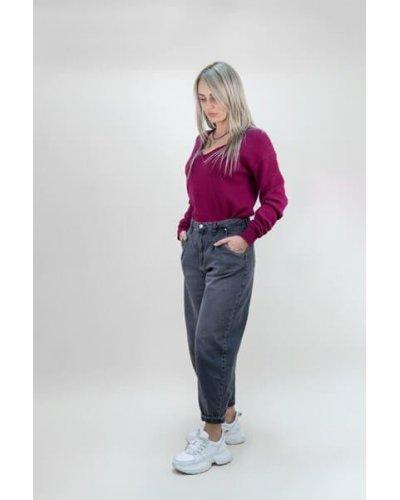 Женский вязаный пуловер Camargue