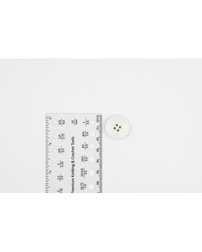 Пуговица пластик 2.0 см