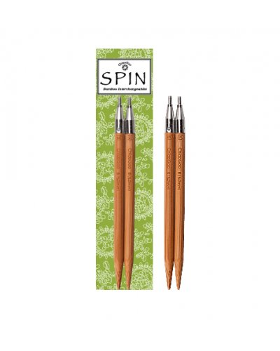 Спицы съемные бамбуковые Spin Bamboo