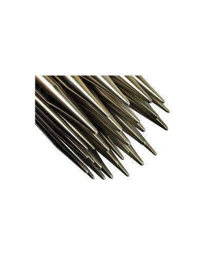 Спицы съемные Chiagoo Twist Lace 10 см