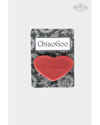 Держатели для спиц в форме сердца ChiaoGoo